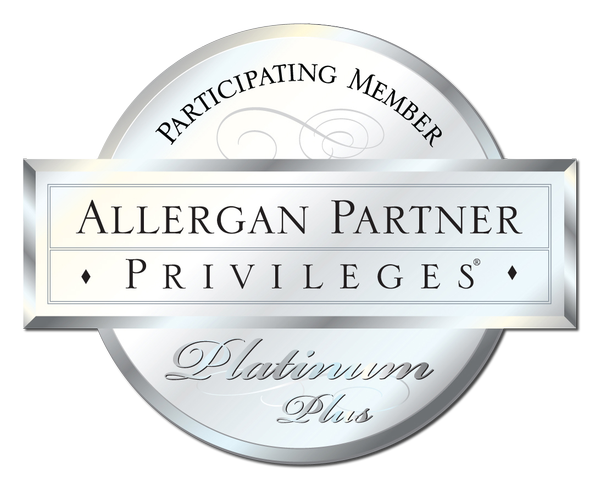 Orchard Med Spa Awarded PLATINUM PLUS STATUS with Allergan